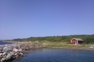 A little cottage to rent at Grötö
