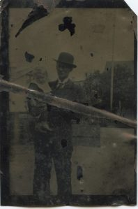 Tin-type year 1920