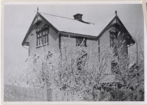 our house, how it used to look like