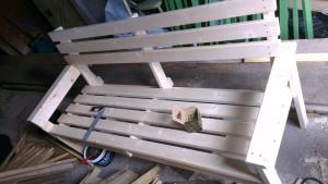 my new bench!