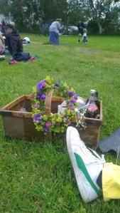 Midsummer picnic