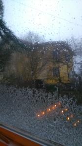 Crazy hail storm!