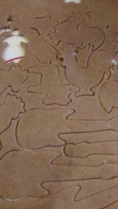rock'n roll ginger cookies