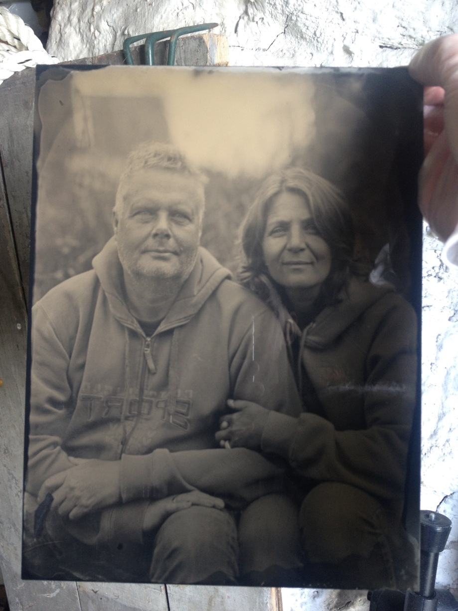 wet plate, sweden, analog, photography, tin-type